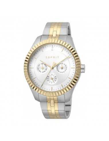 Dámske hodinky Esprit ES1L202M0105 flauta strieborné zlato MB