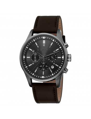 Pánske hodinky Chronograph Esprit ES1G209L0055 Terry Chrono Grey