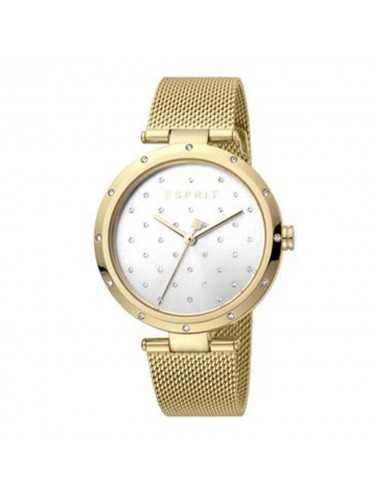 Dámske hodinky Esprit ES1L214M0065 Louise Silver Gold Mesh