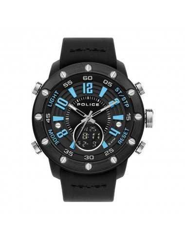 Pánsky hodinkový chronograf Police Batur PL.16015JPBB / 02P