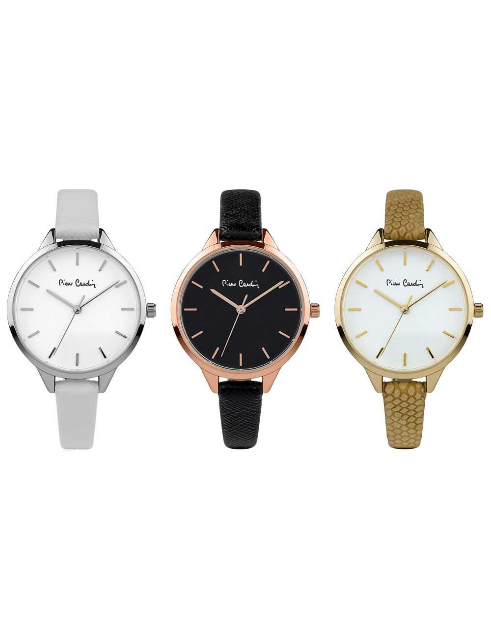 Darčeková sada Pierre Cardin hodinky 3 štýly PCX7967L364