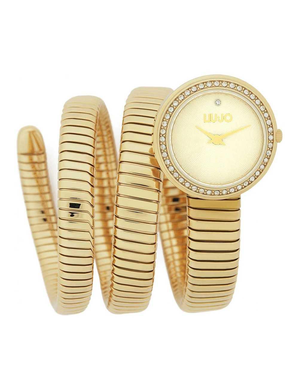 LIU-JO Luxury Twist TLJ1652 Ladies Watch