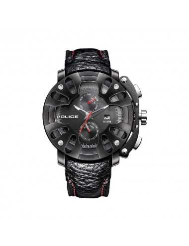 Police Protector PL.13806JSB/02B Mens Watch