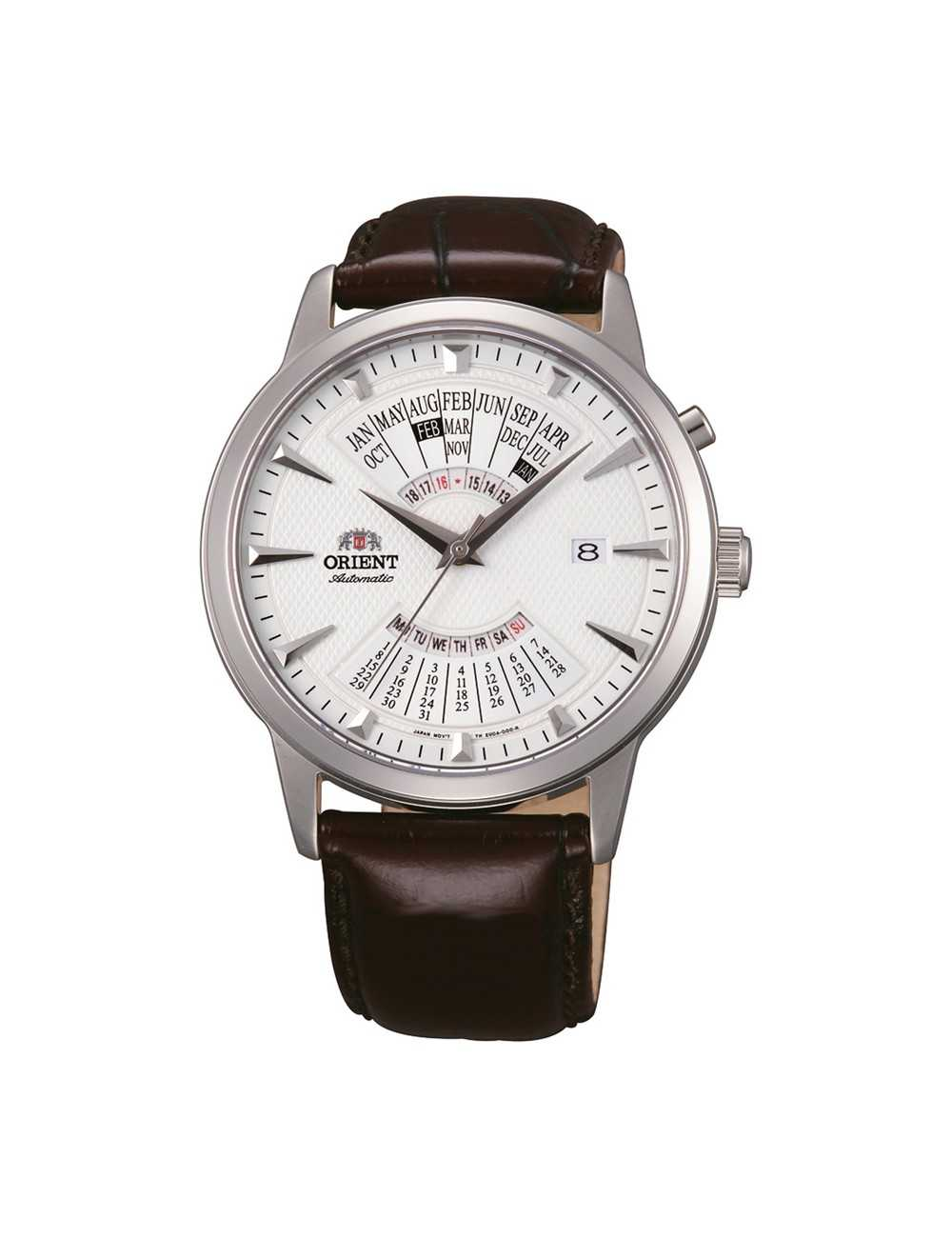 Orient Multi Year Calendar Automatic FEU0A005WH Mens Watch