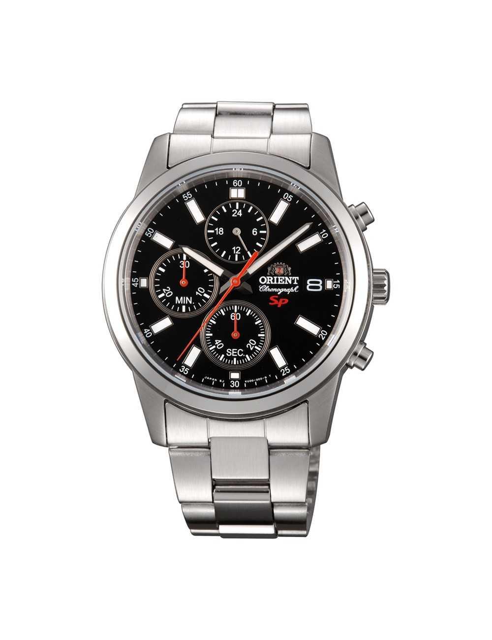 Pánske hodinky chronografu Orient Sporty FKU00002B0