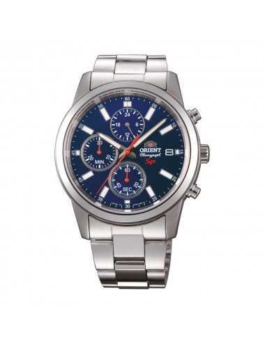 Pánske hodinky chronografu Orient Sporty FKU00002D0