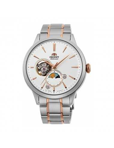 Orient Sun and Moon Automatic RA-AS0101S10B Mens Watch