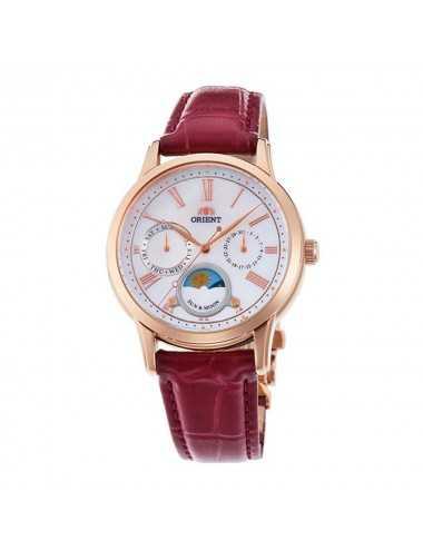 Orient Sun and Moon RA-KA0001A10B Ladies Watch