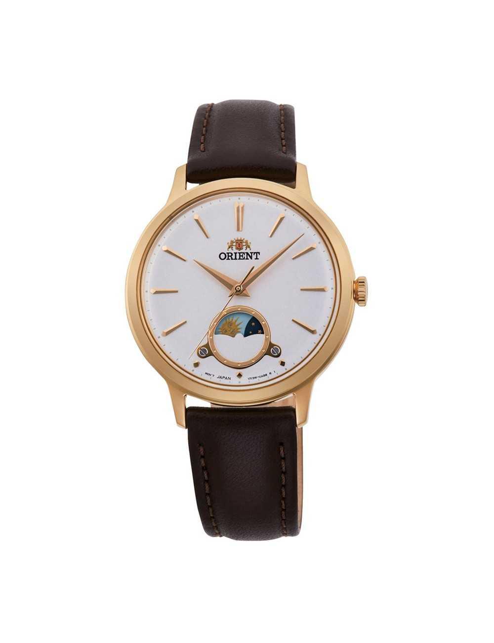 Dámske hodinky Orient Sun and Moon RA-KB0003S10B