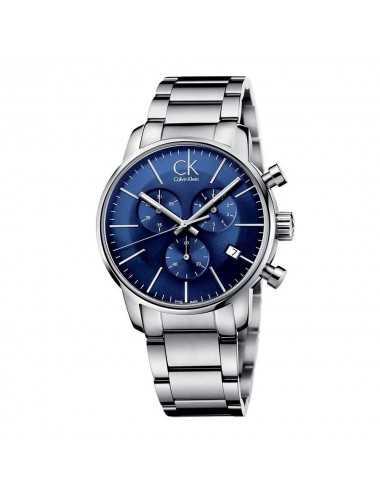 Pánske hodinky Chronograph Calvin Klein City K2G2714N