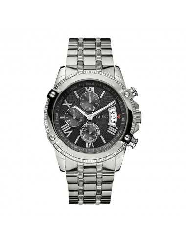Guess Steel W18541G1 Mens Watch Chronograph