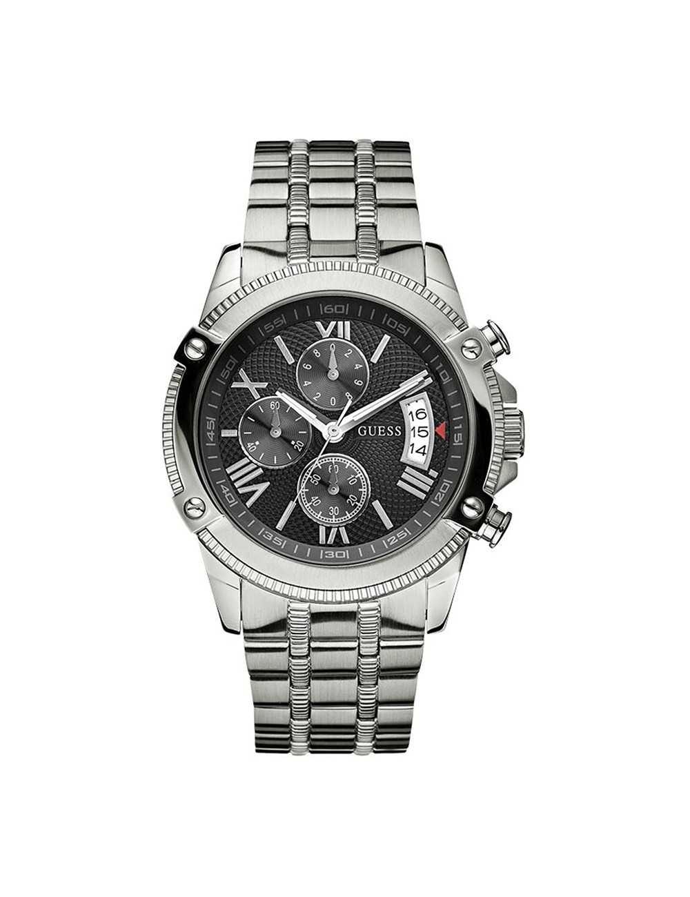 Pánske hodinky Guess Steel W18541G1