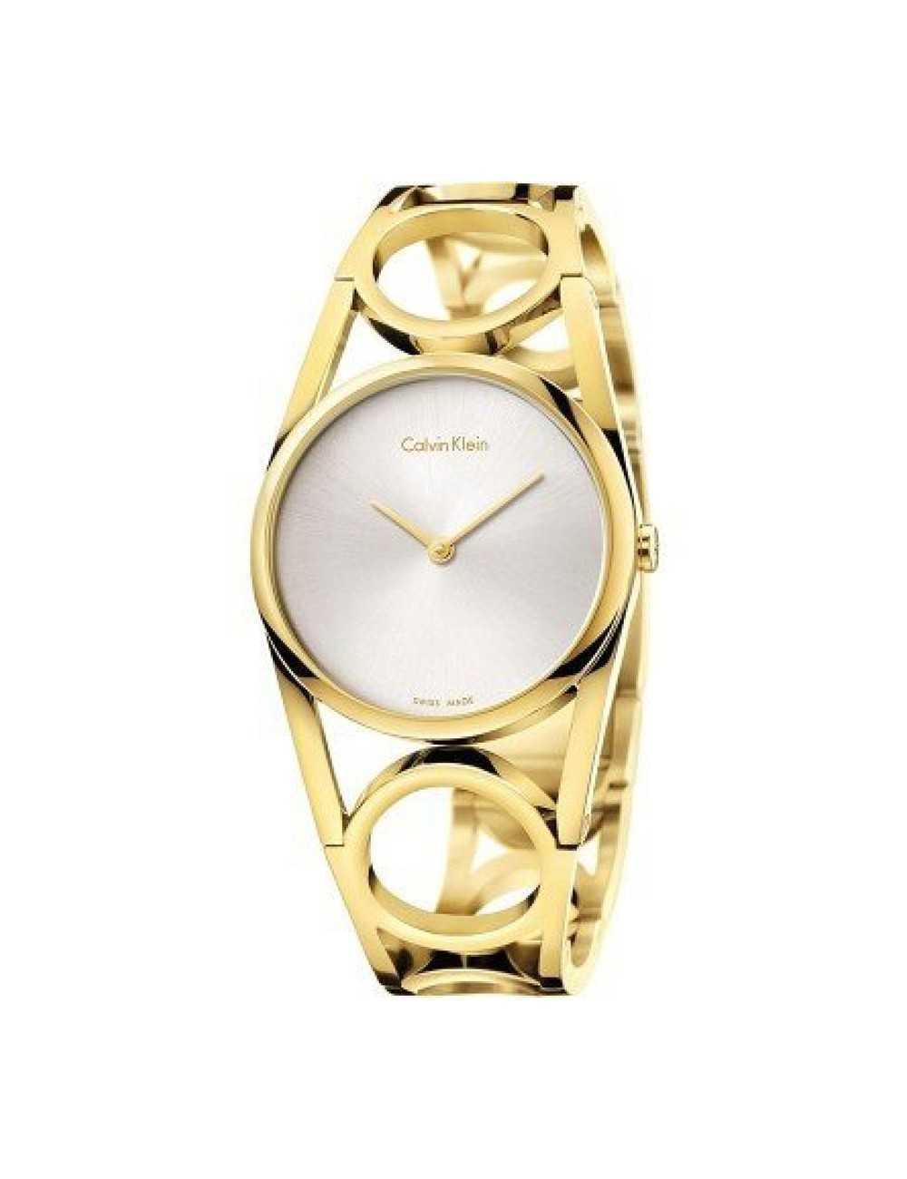 Calvin Klein Round K5U2S546 Ladies Watch