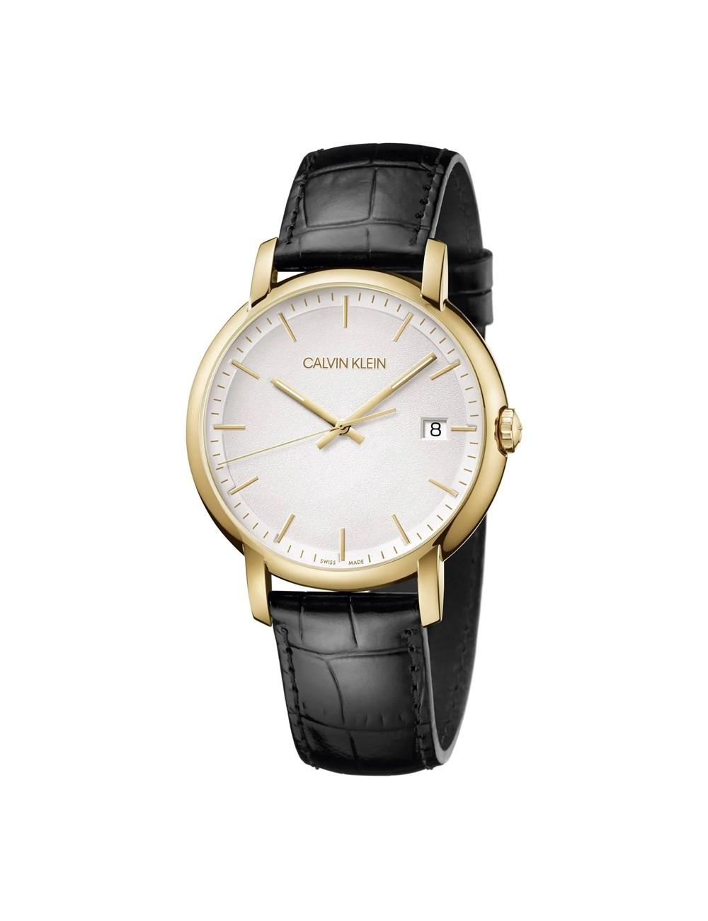 Calvin Klein Zaviedol pánske hodinky K9H215C6