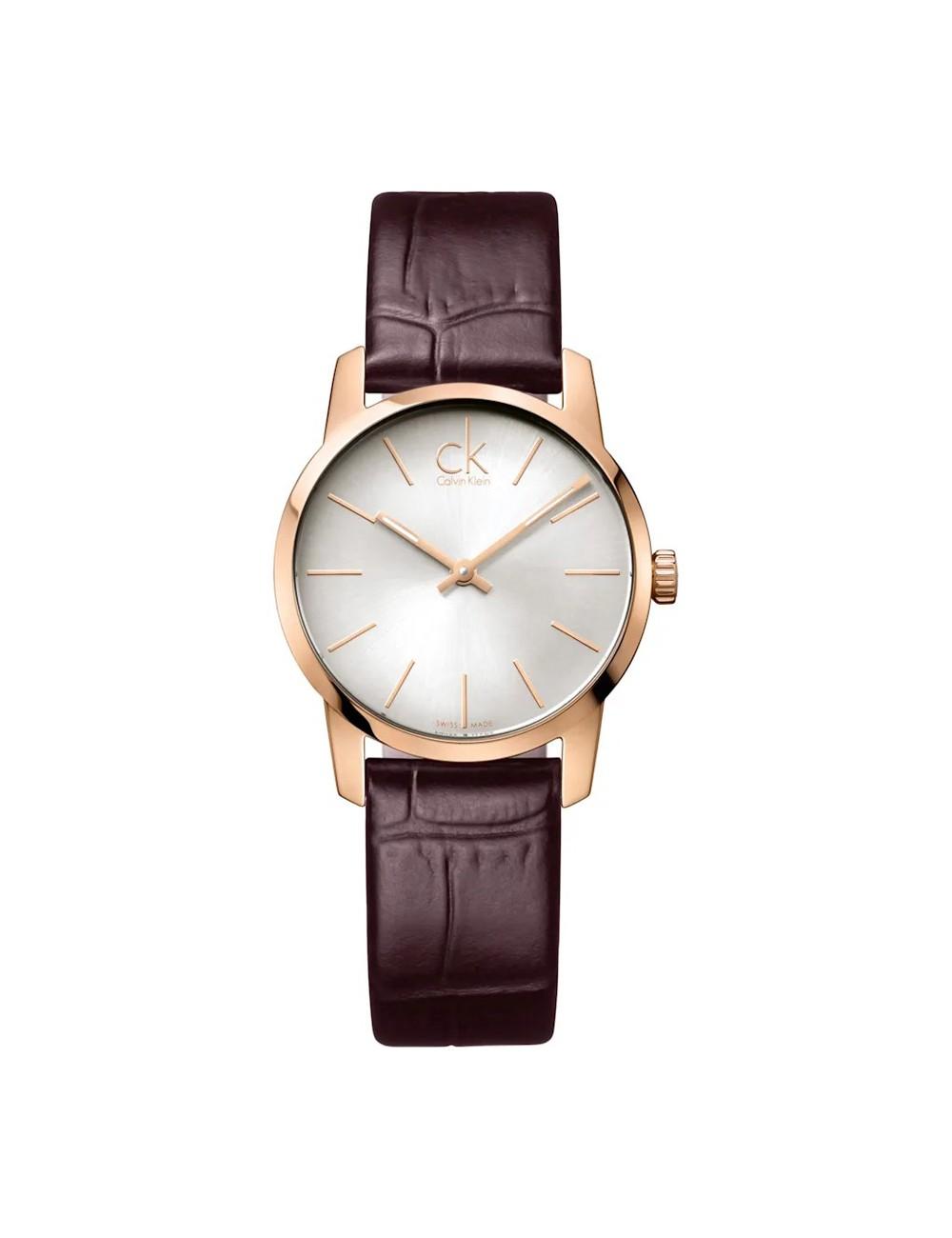 Dámske hodinky Calvin Klein City K2G23620