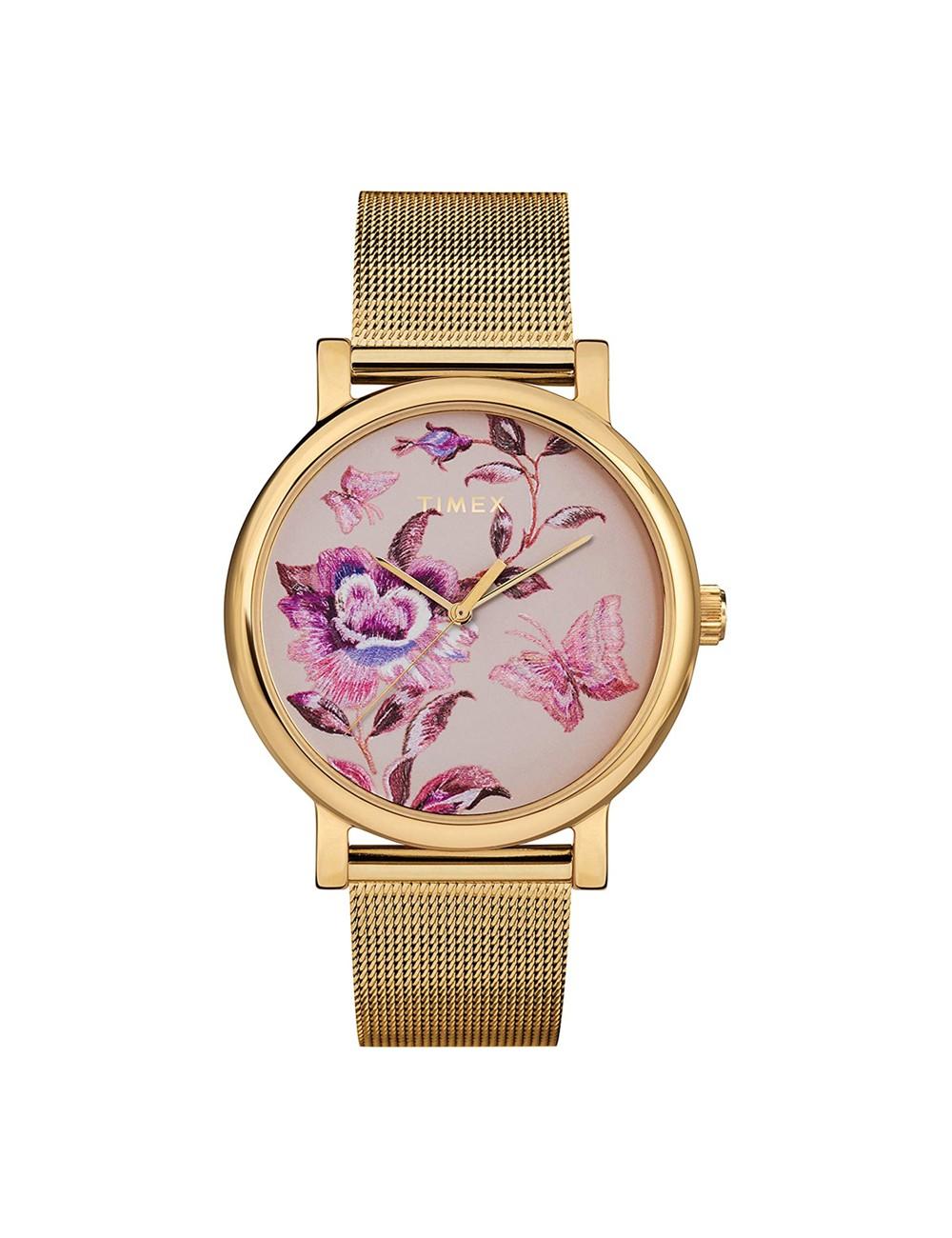 Timex Full Bloom TW2U19400 Ladies Watch