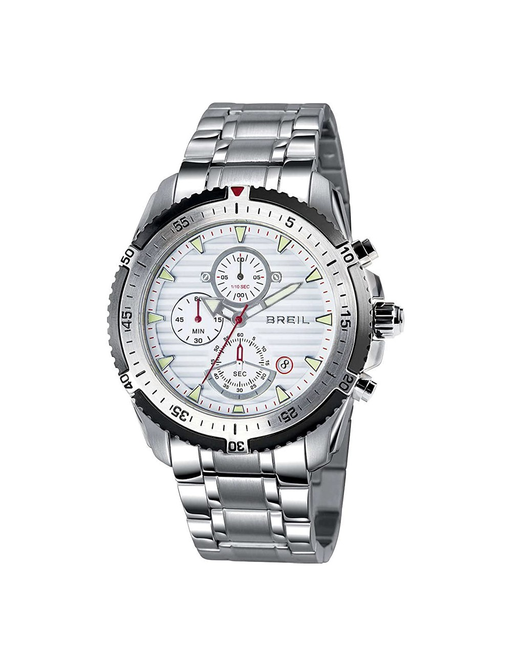 Breil Ground Edge TW1430 Mens Watch Chronograph