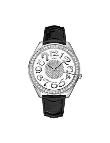 Guess Clearly Quiz W11143L1 Ladies Watch