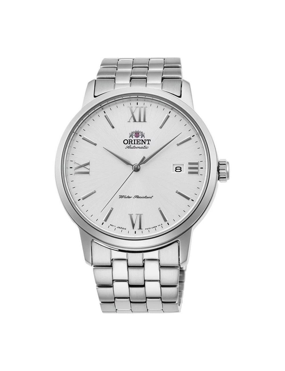 Orient Bambino Automatic RA-AC0F10S10B Mens Watch
