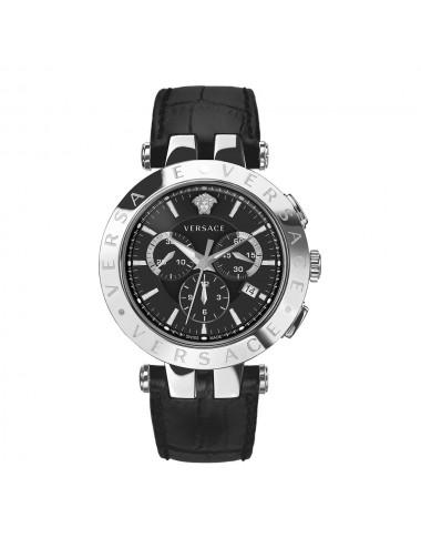 Versace VERQ00520 V-Race Mens Watch Chronograph