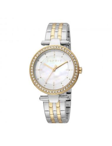 Esprit ES1L153M2055 Ruby Silver Two Tone Ladies Watch