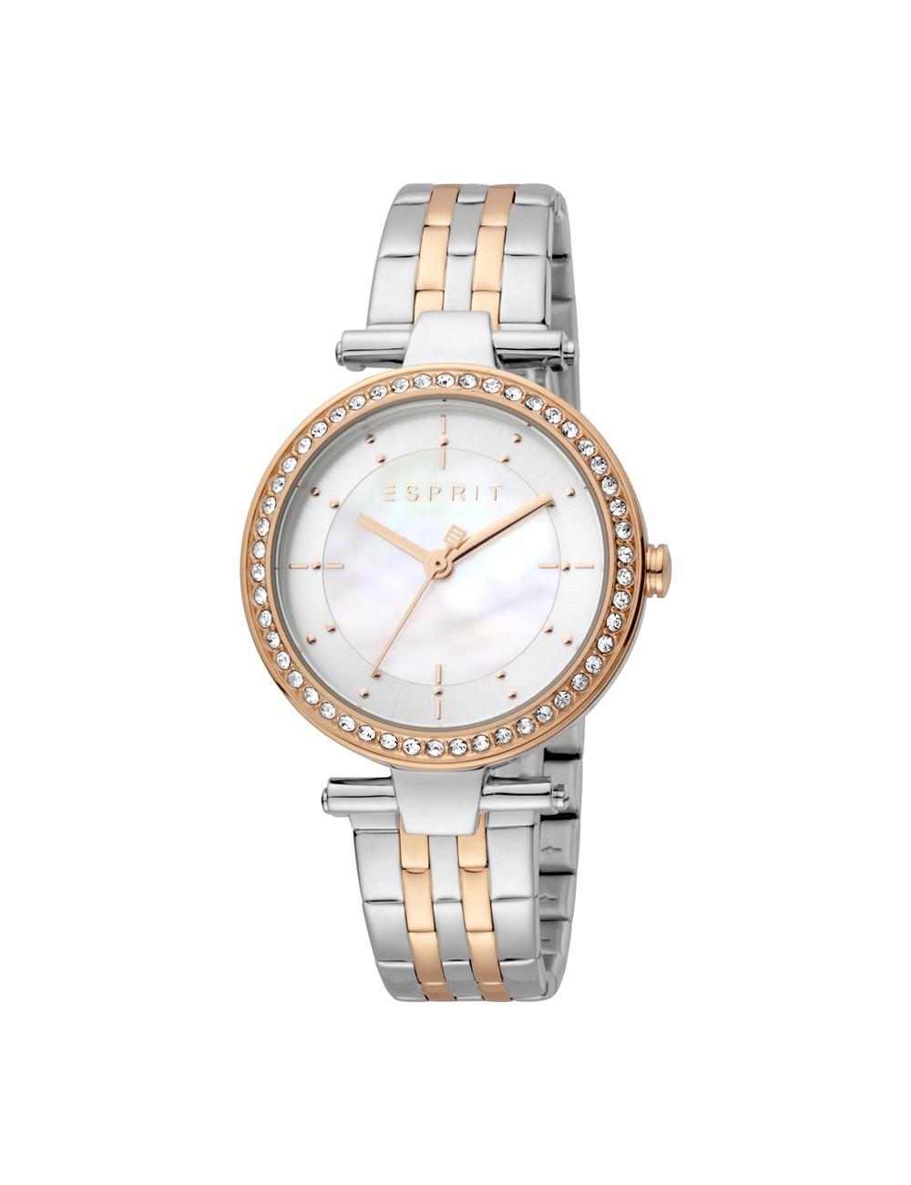 Esprit ES1L153M2065 Ruby Silver Two Tone Ladies Watch