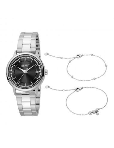 Esprit ES1L181M2055 Harper Black Silver MB Ladies Watch