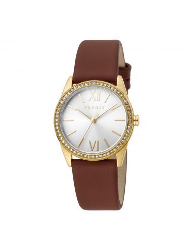 Esprit ES1L219L0025 Clara Silver Gold Ladies Watch