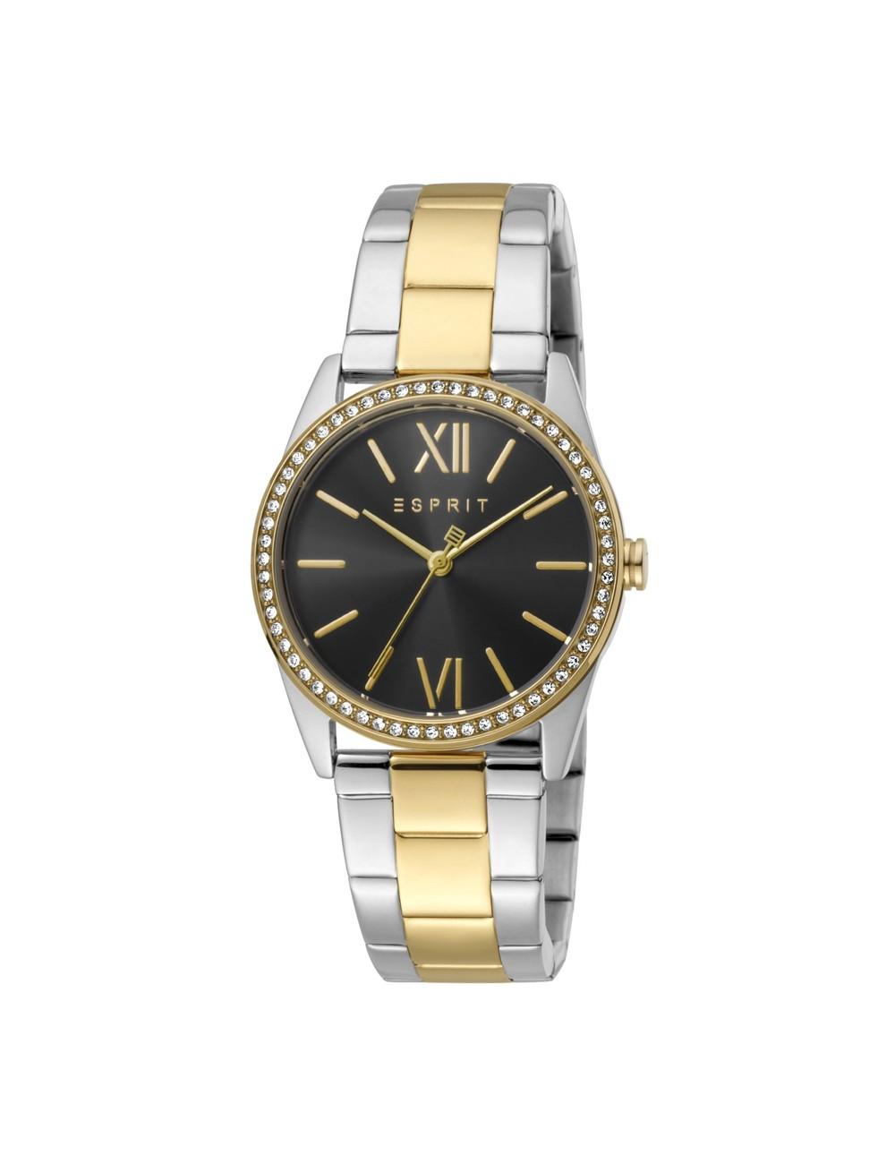 Esprit ES1L219M0095 Clara Black Silver Ladies Watch