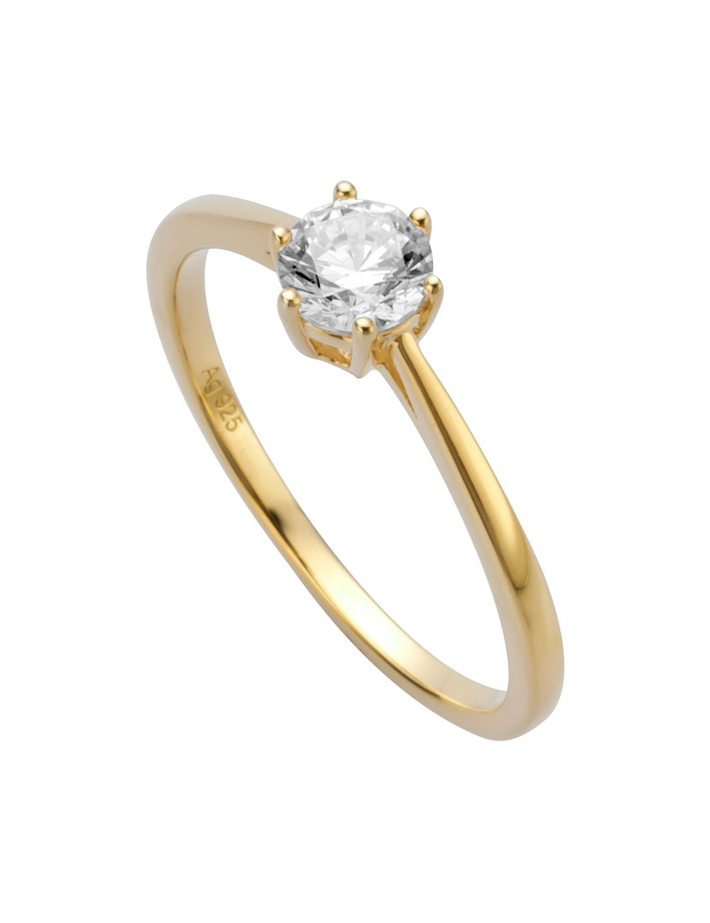 Esprit Ladies Ring ESRG01391218