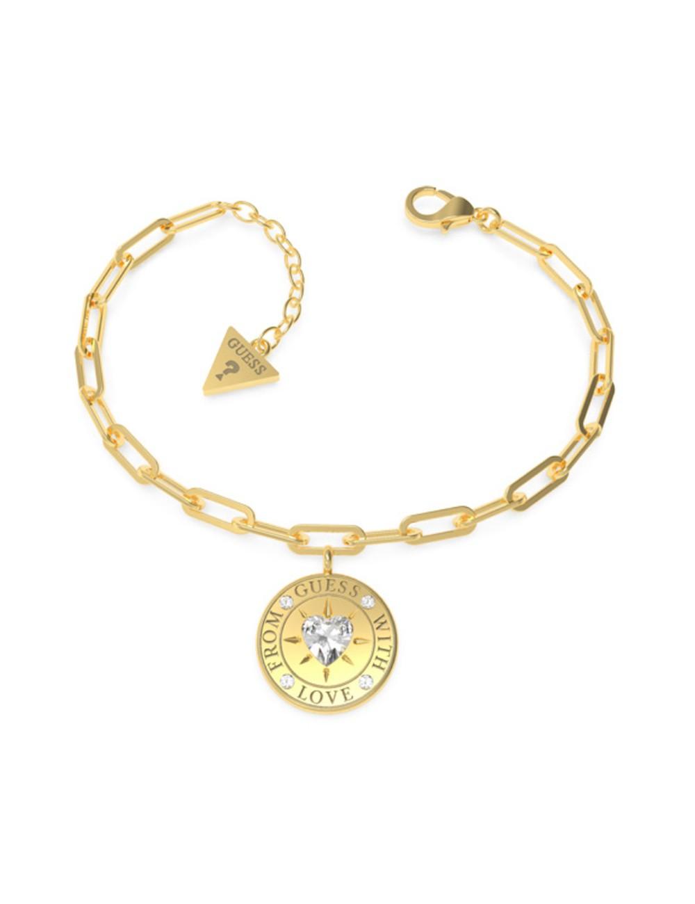 Guess Ladies Bracelet UBB70006-S