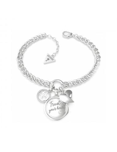 Guess Ladies Bracelet UBB70047-S