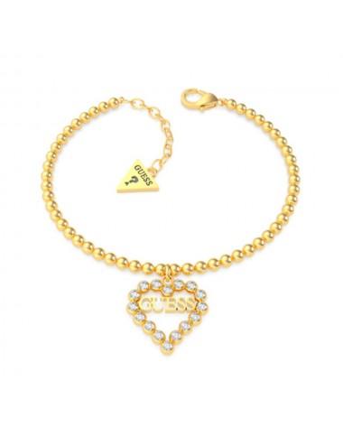 Guess Ladies Bracelet UBB70087-S