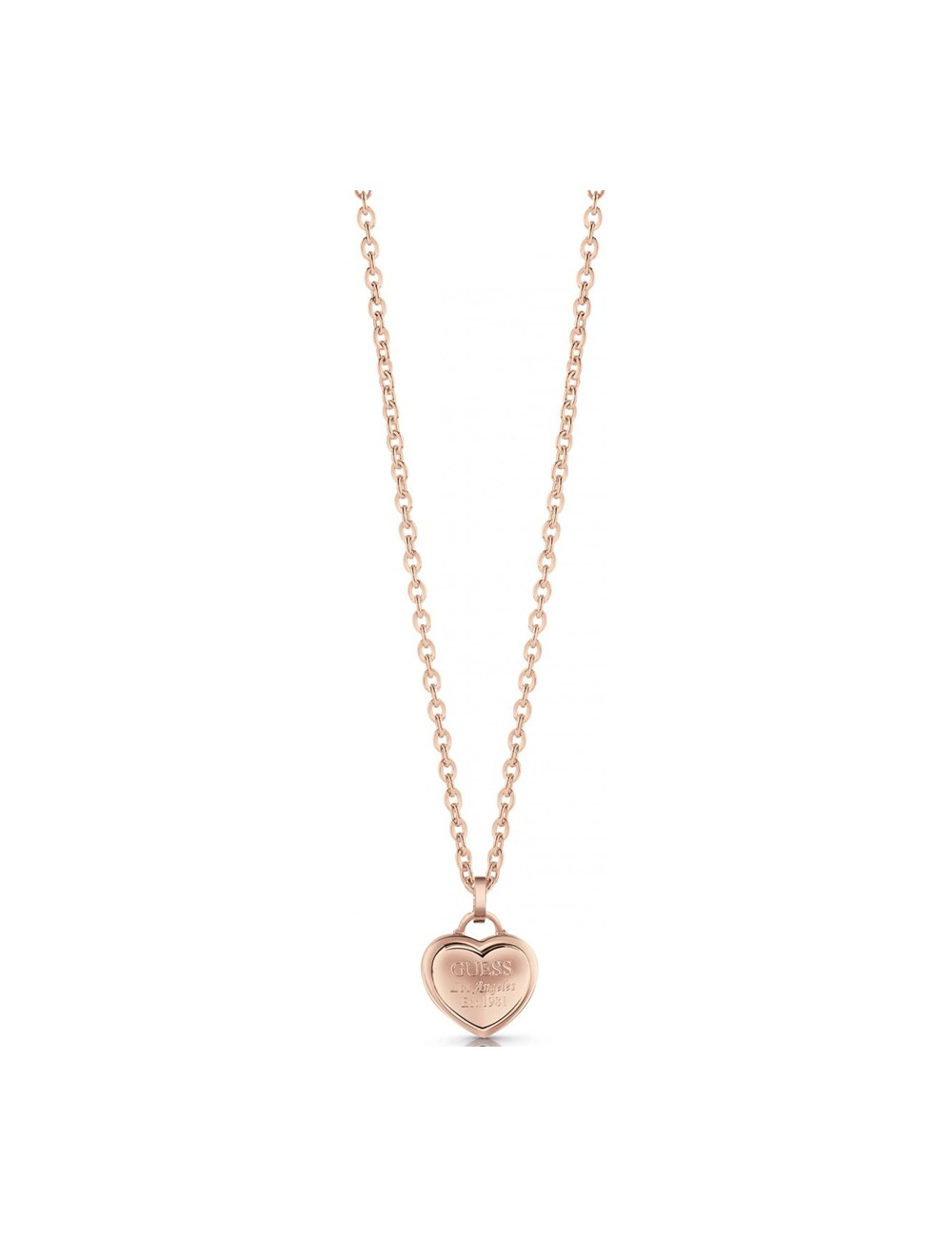 Guess Ladies Necklace UBN28013