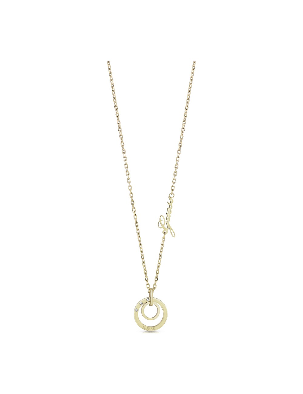 Guess Ladies Necklace UBN29035