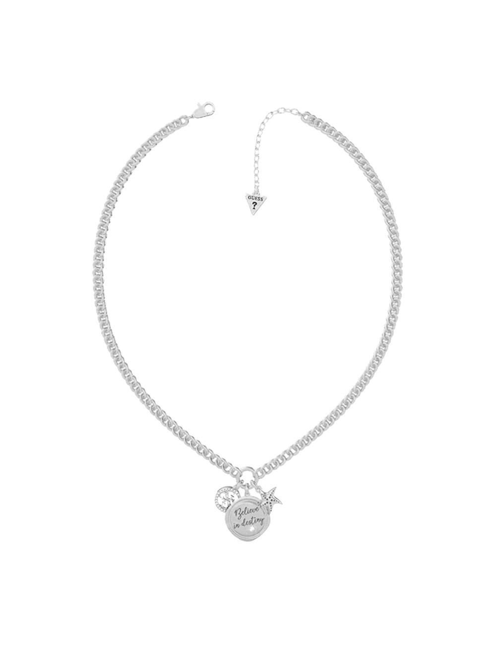 Guess Ladies Necklace UBN70044
