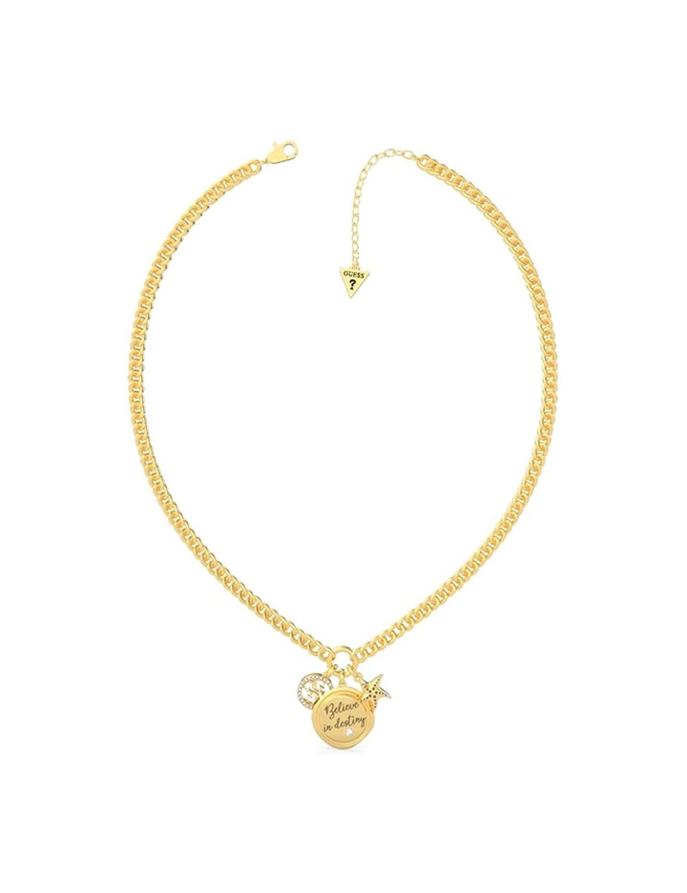 Guess Ladies Necklace UBN70045