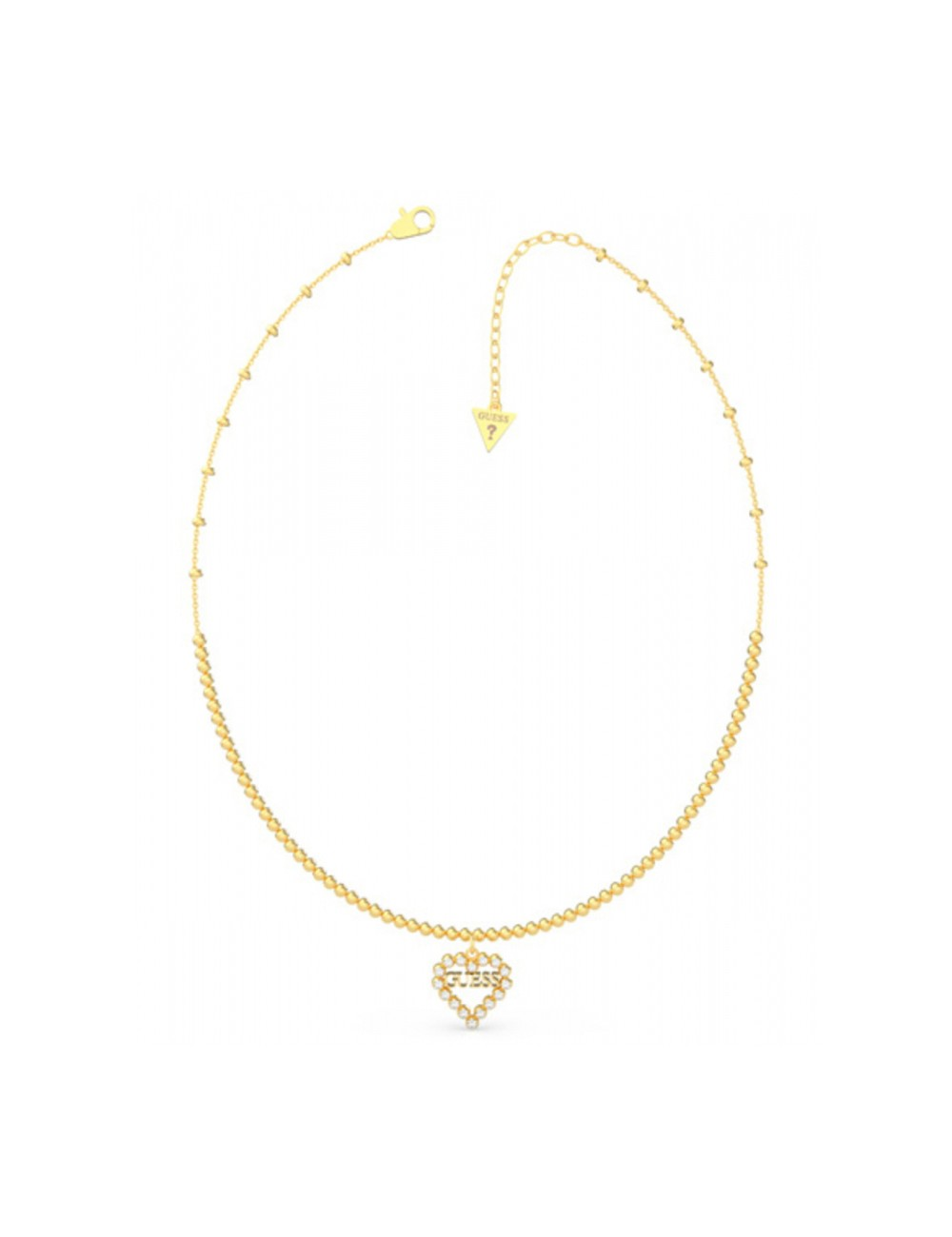 Guess Ladies Necklace UBN70073