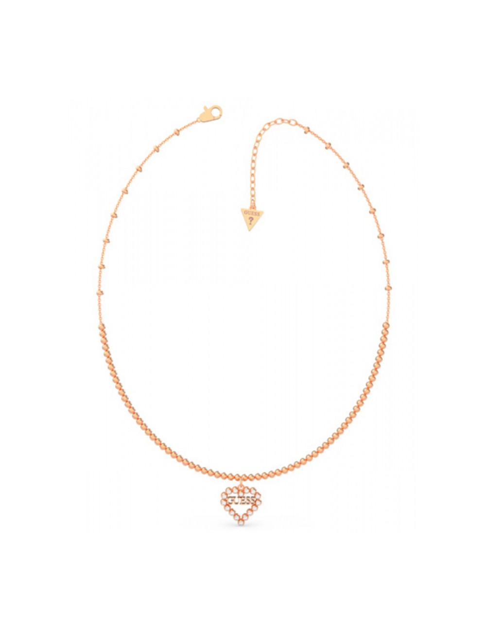 Guess Ladies Necklace UBN70074