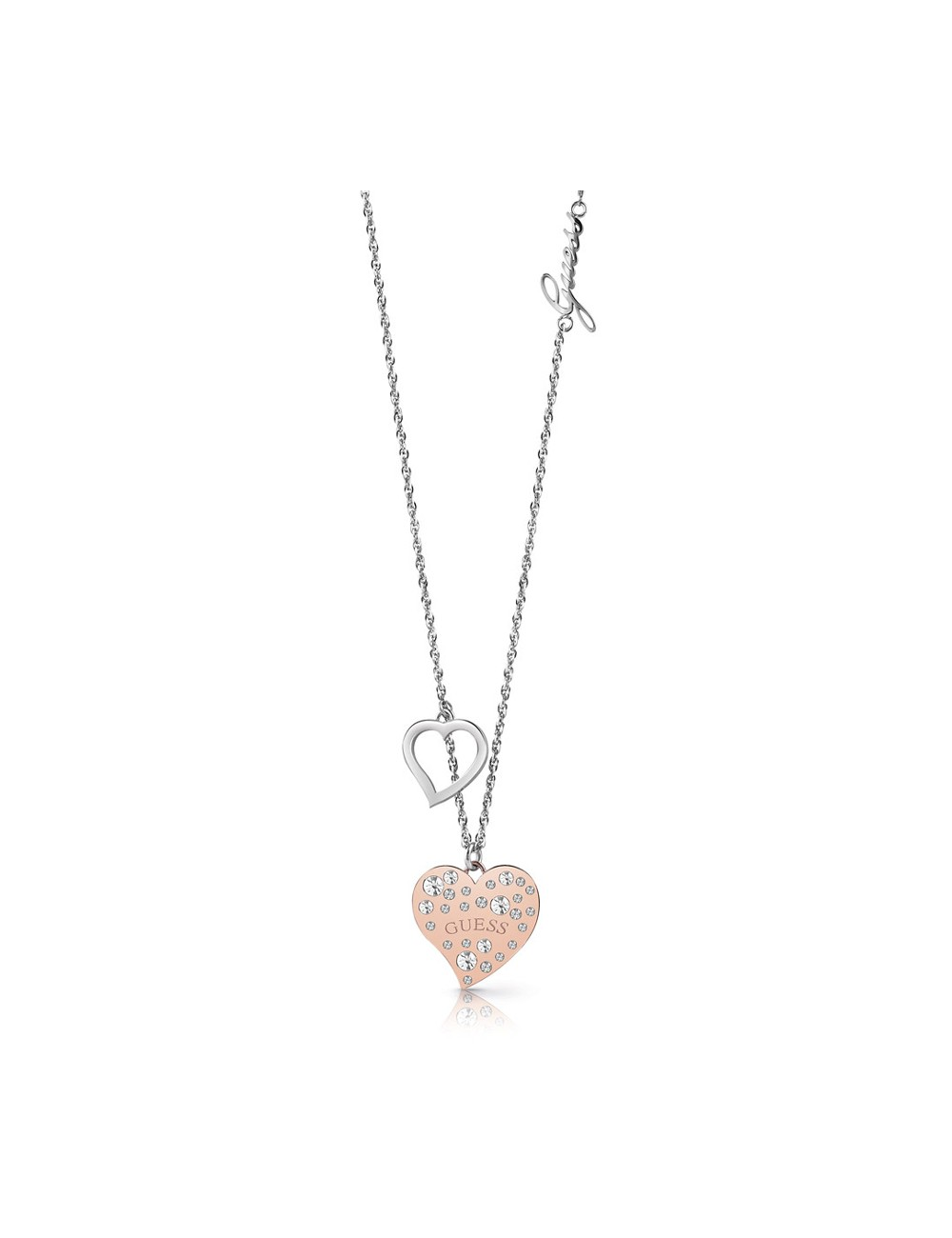 Guess Ladies Necklace UBN78067