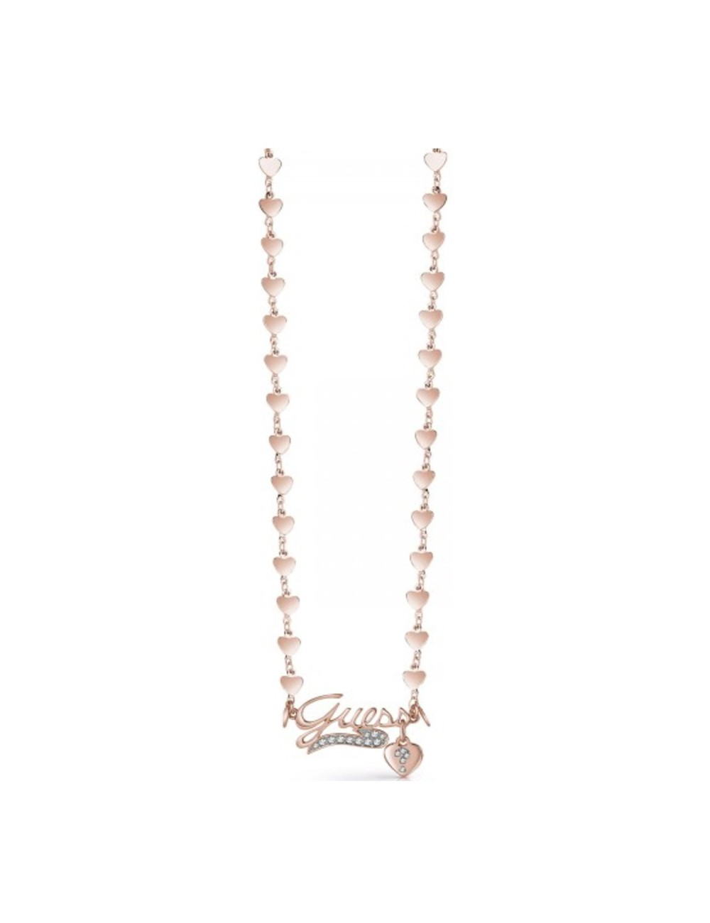 Guess Ladies Necklace UBN85078