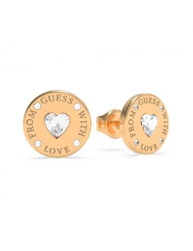 Guess Ladies Earrings UBE70038