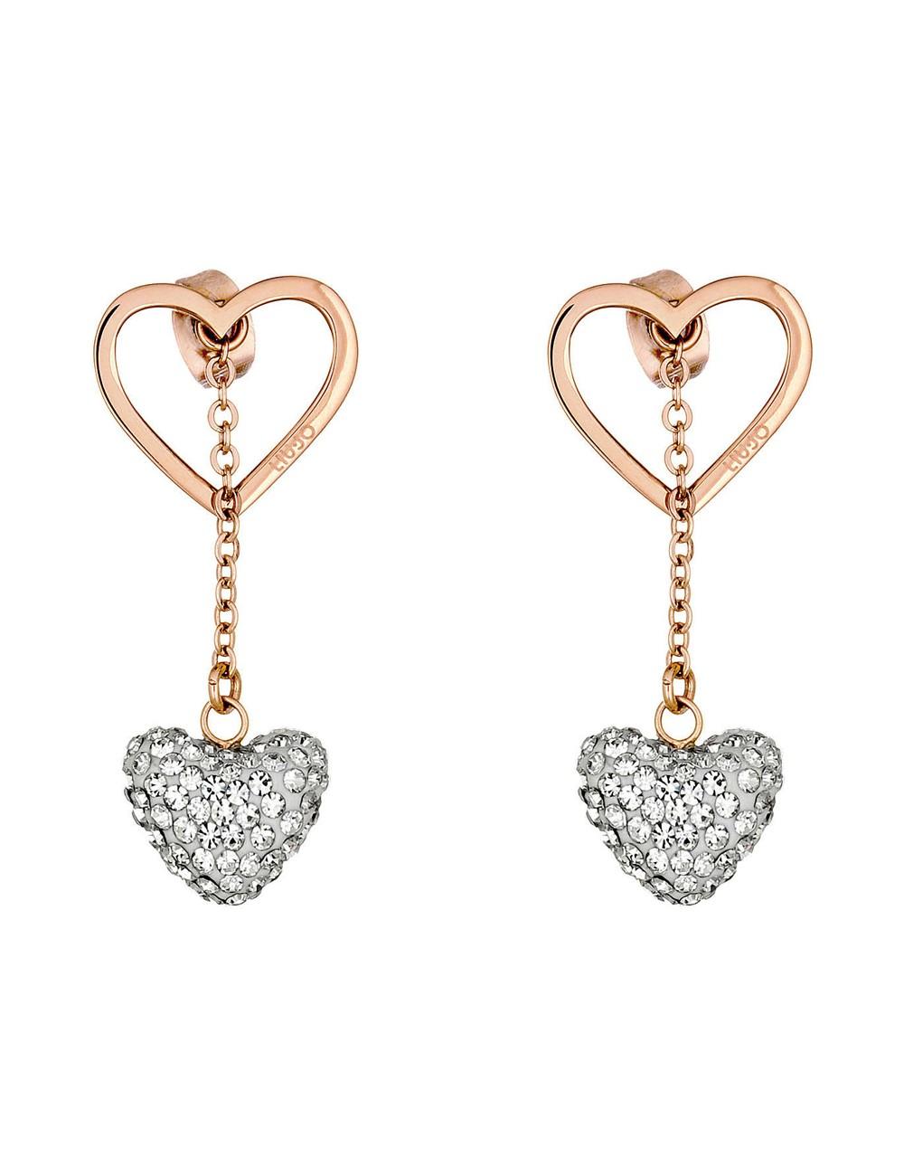 LIU-JO Luxury Ladies Earrings LJ1190