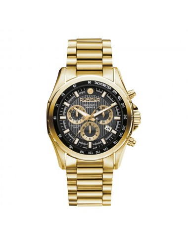 Roamer Rockshell Mark III 220837485520 Mens Watch Chronograph