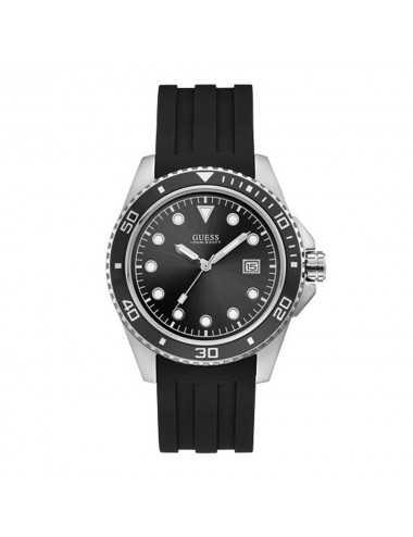 Pánske hodinky Guess Crew W1109G1