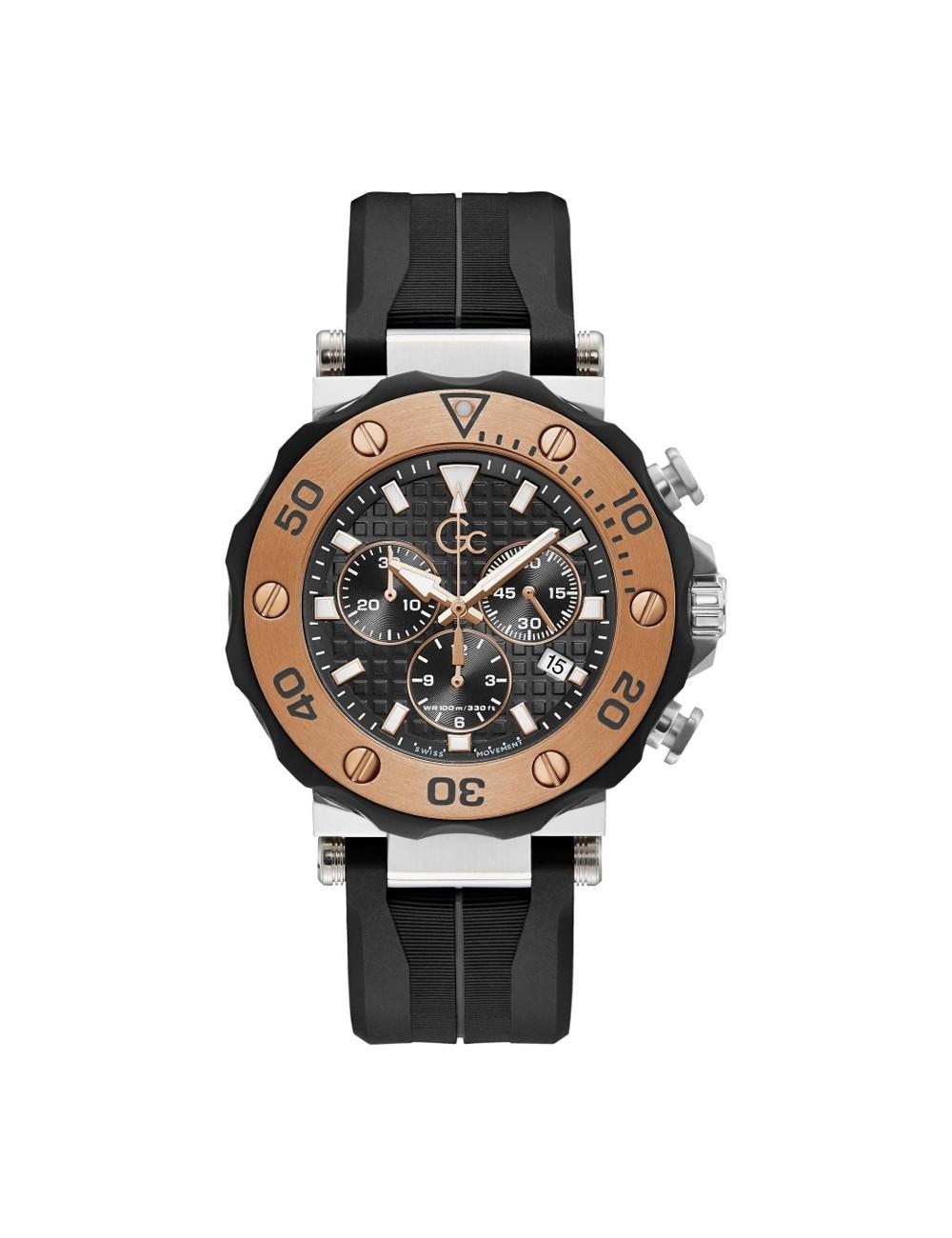 GC Divercode Y63003G2MF Mens Watch Chronograph