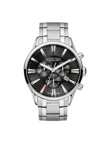 Roamer Superior Chrono 508837415550 Mens Watch Chronograph