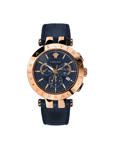 Versace VERQ00120 V-Race Mens Watch Chronograph