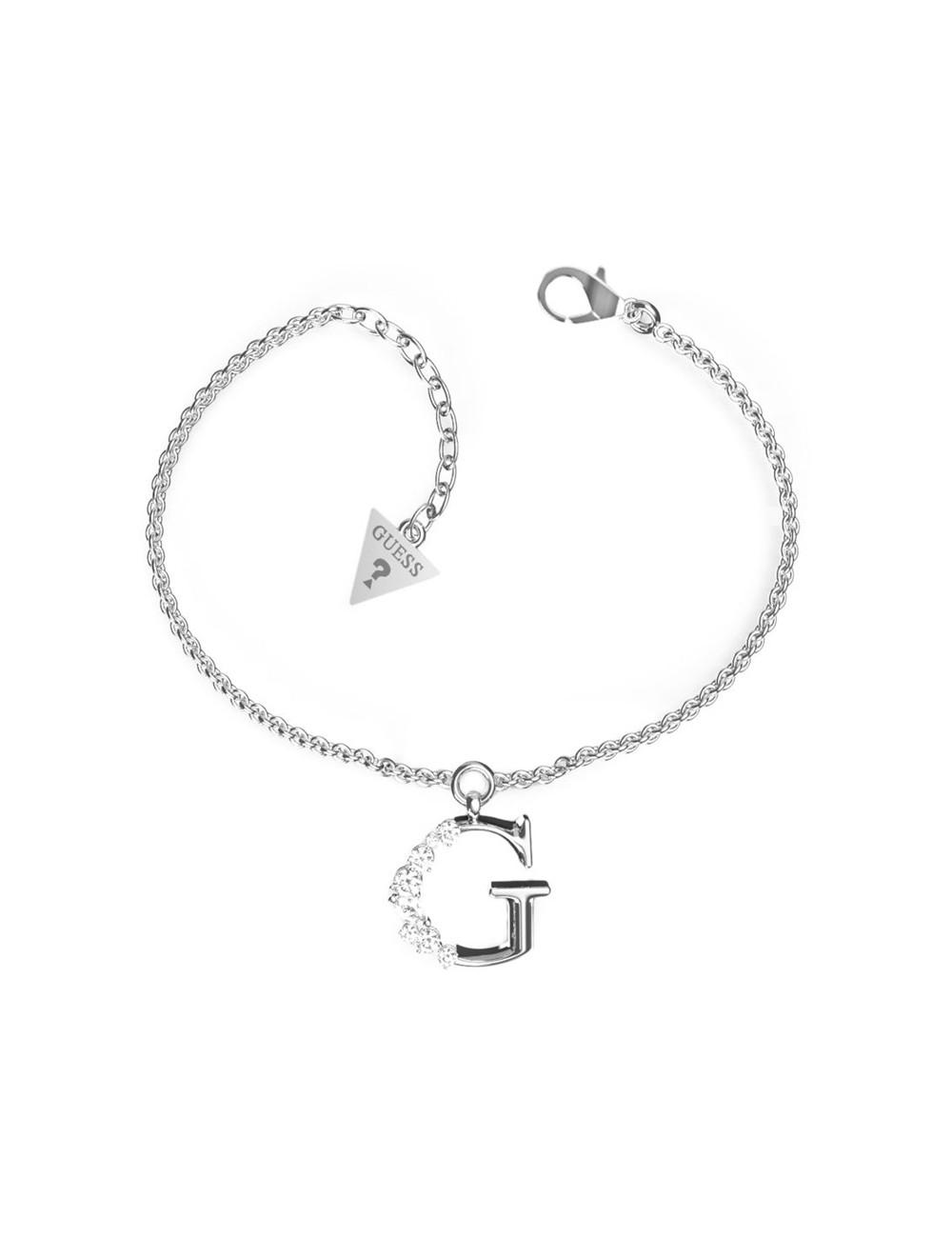 Guess Ladies Bracelet JUBB01116JWRHL
