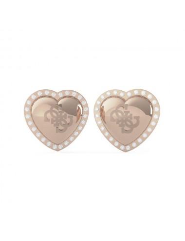 Guess Ladies Earrings JUBE01073JWRGTU